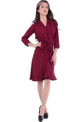 Romantikline 1160 Kuruvaze Elbise - 18-1B118023