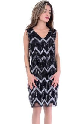 Nominal 98810-01 Kadın Elbise - 18-1B188001