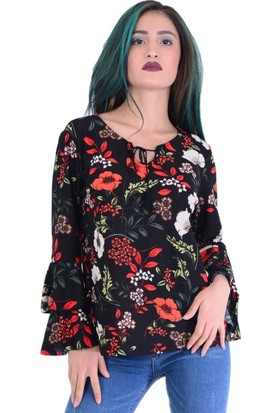 Cazibe 4959 Kadın Bluz - 18-1B469024