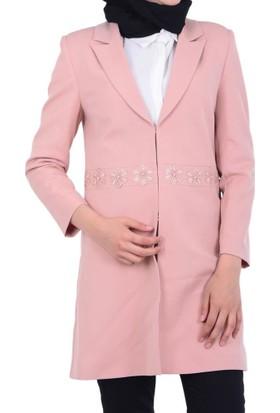 Halil 4605 Kadın Ceket - 18-1B522009