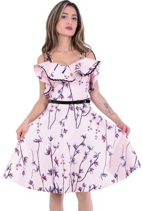 Gossıp 2451 Kadın Elbise - 18-1B616013