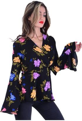 Lustrin 2609 Kadın Bluz - 18-1B633020