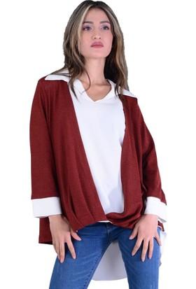 Egs Line 30106 Gömlek Yaka İkili Bluz - 18-1B637061
