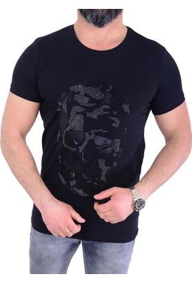 Lagos 18964 Erkek T-Shirt - 18-1E590001