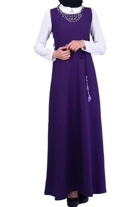 Estelle- Bilge Yılmaz 0496 Kadın Elbise - 18-1B571035