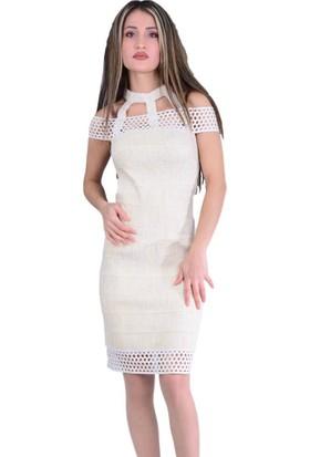 Ekle 4167 Kadın Elbise - 18-1B636010