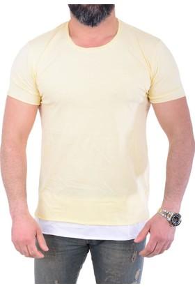 Breezy- 181061 Erkek T-Shirt - 18-1E569001