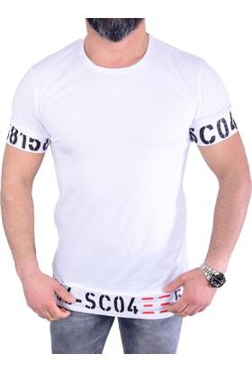 Breezy- 8124 Erkek T-Shirt - 18-1E569005