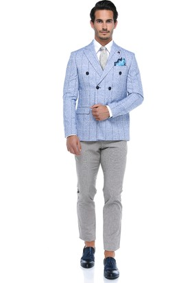 Centone Erkek Bej Klasik Kesim Chıno Pantolon -18-0014