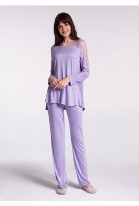 Dagi Pijama Takımı B0218Y0075Lıl