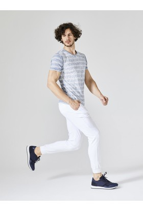 Xint Paçaları Lastikli Sweat pantolon