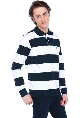 Tillovi Uzun Kol Polo Yaka Sweatshirt