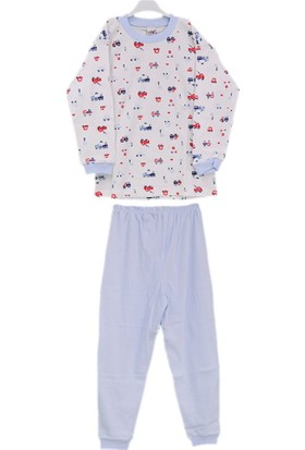 Sebi Bebe 2501 Çocuk Pijama Takımı