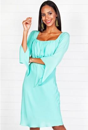 Pinkmark Kadın Mint Elbise