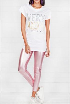 Pinkmark Kadın Pembe Tayt