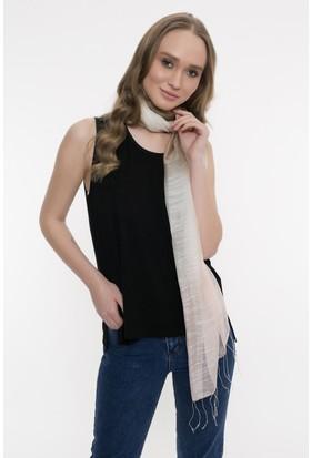 Silk And Cashmere Kadın İpek Italy Degrade Fular Şal