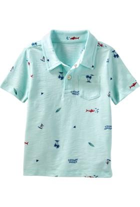 Oshkosh Küçük Erkek Çocuk Polo Yaka Üst 23200021