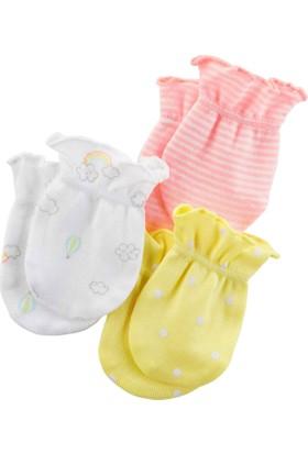 Carter's Layette Kız Bebek Eldiven 126H251