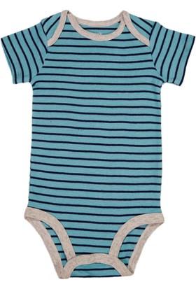 Carter's Layette Erkek Bebek Body Body-126G697-Mavı