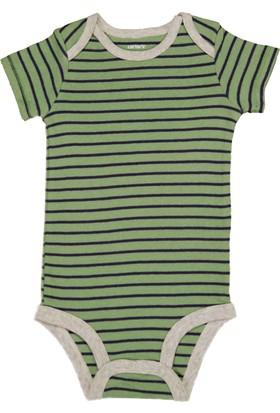 Carter's Layette Erkek Bebek Body Body-126G697-Yesıl
