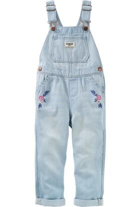 Oshkosh Küçük Kız Çocuk Bahçıvan Pantolon 23168210