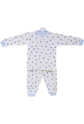 Sebi 12550 Çocuk Pijama Takımı