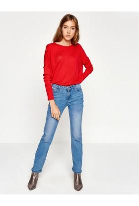 Koton Normal Bel Jean Pantolon