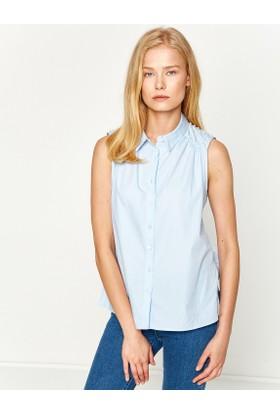 Koton İnci Detaylı Gömlek