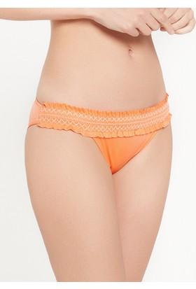 Koton Dantel Detaylı Bikini Altı