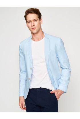 Koton Keten Blazer Ceket
