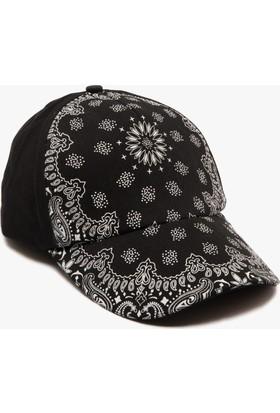 Koton Desenli Şapka