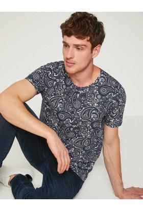 Koton Desenli T-Shirt