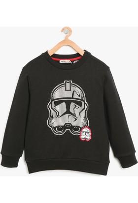 Koton Star Wars Baskılı Sweatshirt