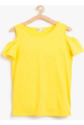 Koton Omuz Detaylı T-Shirt