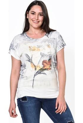 Lir Kadın Bluz 50 Desenli