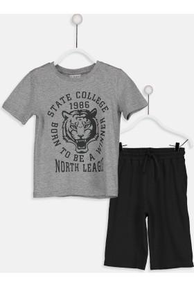 LC Waikiki Erkek Çocuk Tişört ve Roller