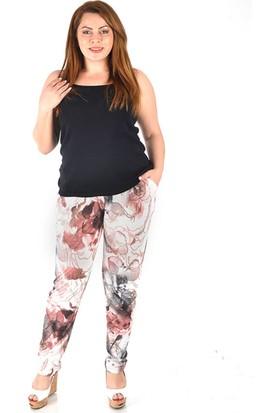 Tepa Kadın Batik Betty Şalvar Pantolon
