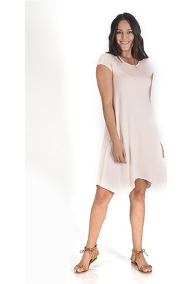 Tepa Kadın Ekru Verevli Elbise