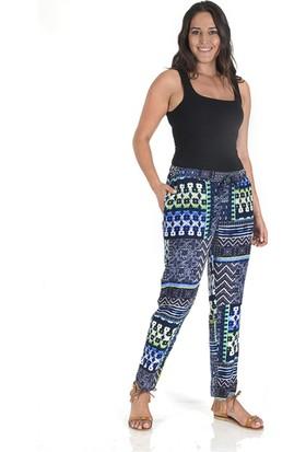 Tepa Kadın Lacivert Hitit Pantolon