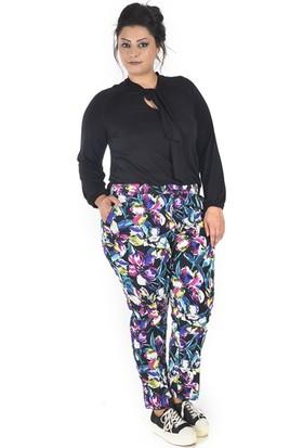 Tepa Kadın Siyah Lilyum Summer Pantolon