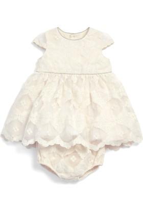 Mamas & Papas Dantel İşleme'li Elbise