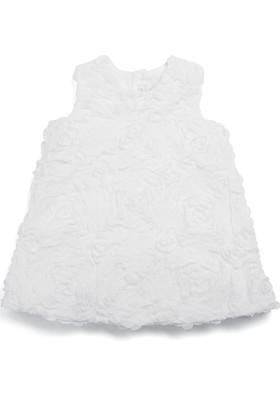Mamas & Papas 3D Floral Elbise