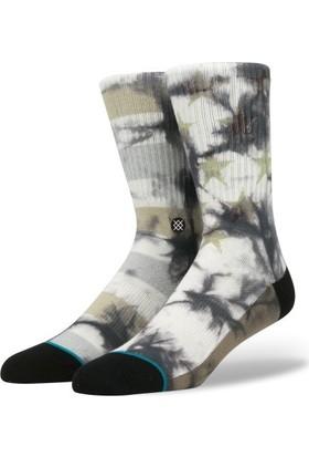 Stance Sidestep Command Erkek Çorap