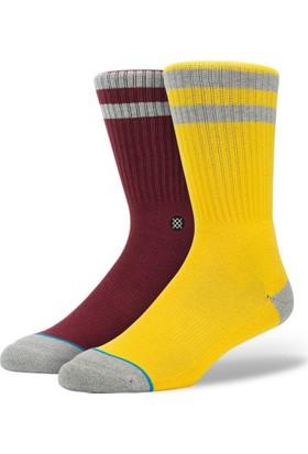 Stance Blue Cosby Erkek Çorap