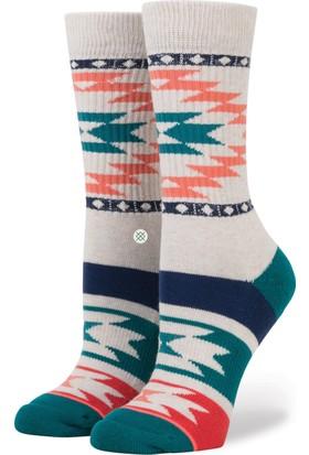 Stance Blue Billy Jean Kadın Çorap