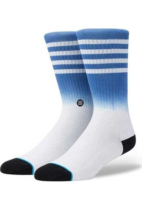 Stance Blue Bobby Erkek Çorap