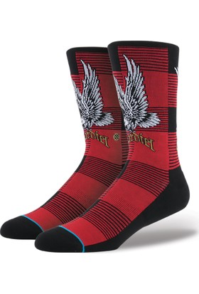 Stance Skate Legends John Cardiel 2 Erkek Çorap