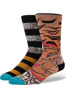 Stance D Wade Turnt Erkek Çorap