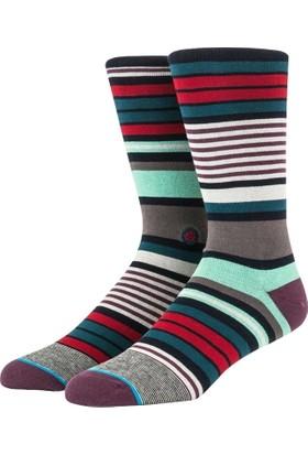 Stance Dress Charles Erkek Çorap