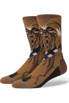 Stance Star Wars Chewie Erkek Çorap
